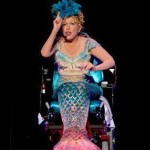 """Bette Midler as """"Delores DeLago"""" in the 80's"""