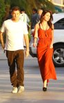 Megan Fox and Brian Austin G in Beverly Hills