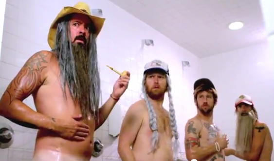 Dave Grohl Naked 109