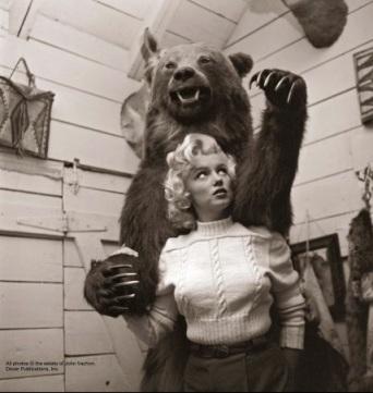 """1953 """"River of No Return"""" Marilyn Monroe unreleased 13"""