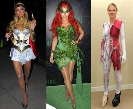 Rate this  sc 1 st  The Twist Gossip & Heidi Klumu0027s Halloween Costumes Are Too Elaborate u2013 The Twist Gossip
