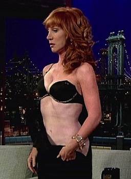 Kathy griffen naked pity, that