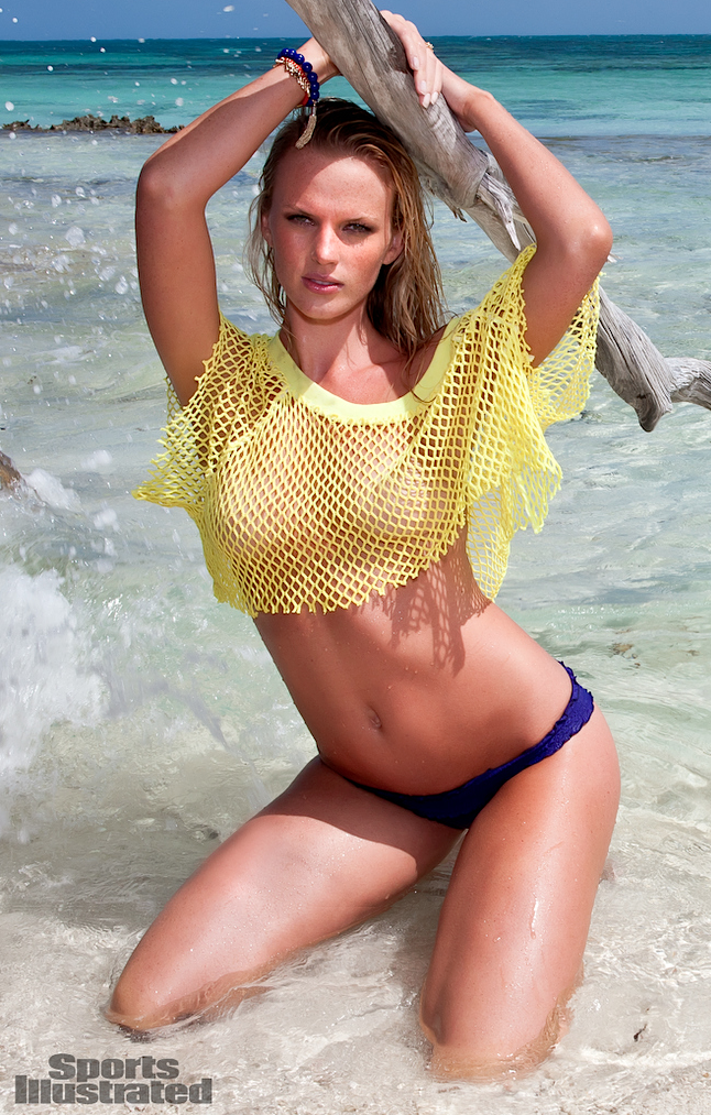 Sports Illustrated Swimsuit Issue Winter 2012 [Photos] » Anne V