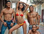 Ariel Meredith  Sports Illustrated Swimsuit Issue Winter 2012 2