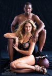 Chris Paul Bar Refaeli Sports Illustrated Swimsuit Issue Winter 2012