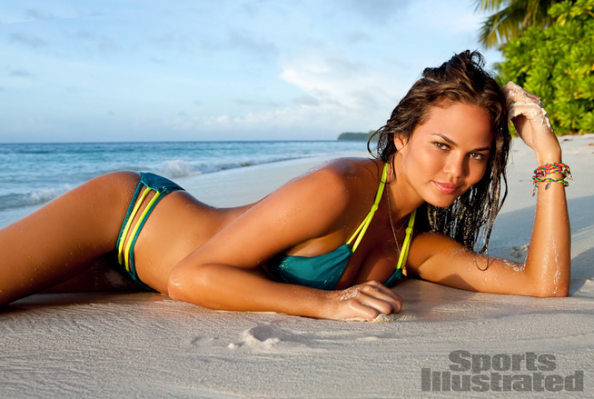 chrissy teigen sports illustrated swimsuit
