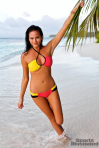 Chrissy Teigen Sports Sports Illustrated Swimsuit Issue Winter 2012