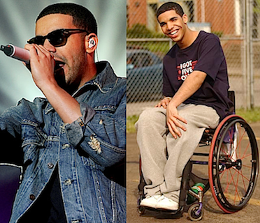 'Degrassi': Drake A.K.A. Wheelchair Jimmy Reunites With ...