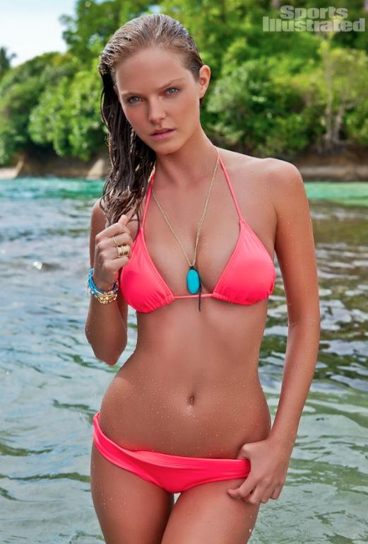 Bikini Model In The World: Debbie
