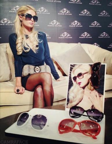Paris Hilton Sunglasses Line