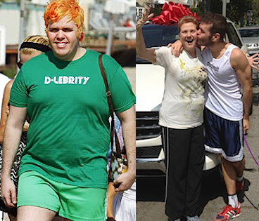 Perez hilton s weight loss has been chronicled since 2008 previously