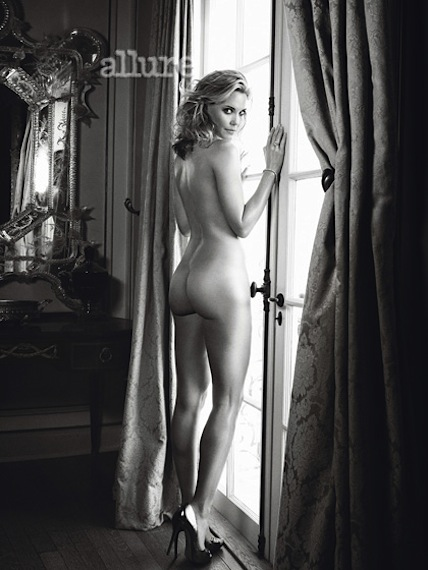 Naked Truth Portfolios For Allure May