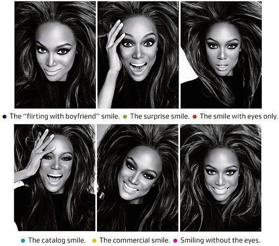 Learning To Smile – With Your Host, Tyra Banks