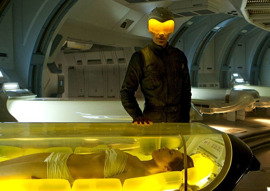 Prometheus smart director dumb scientists the twist for The girl with the dragon tattoo common sense media