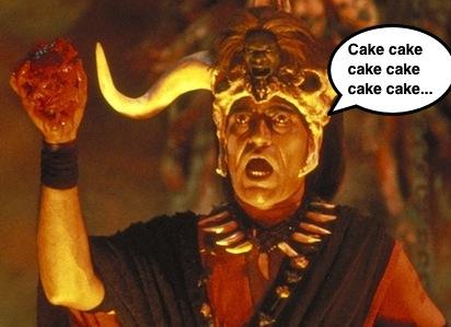 Kali Ma Translation Pass The Heart Cake Please The