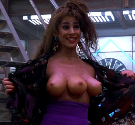 Total Recall Three Tits 116