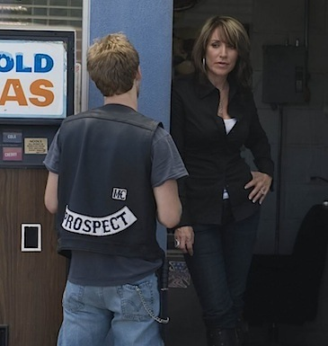 Katey Sagal On Johnny Lewis Kept To Himself Read A Lot Of Books Was Very Engaging The Twist Gossip