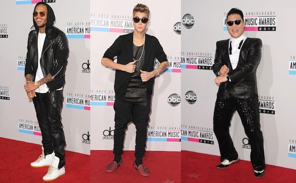 2012 American Music Awards Fashion Mavens And Bombs The