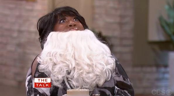 Sheryl Underwood beard 1