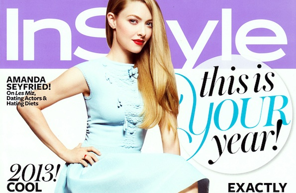 Amanda Seyfried In Style cropped