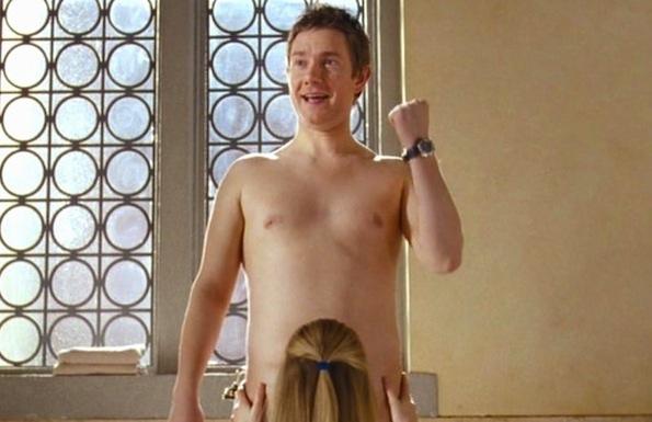 Bilbo naked