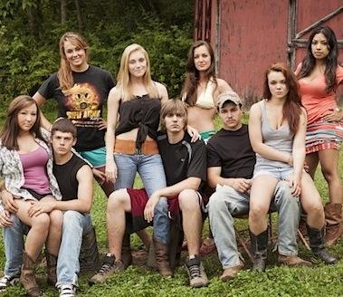 Buckwild cast  2012