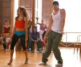 Channing Tatum Jenna Dewan Step Up