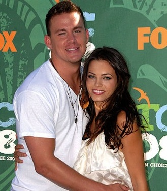 Channing Tatum wife Jenna