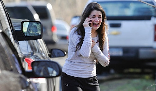 Connecticut school shooting horrific