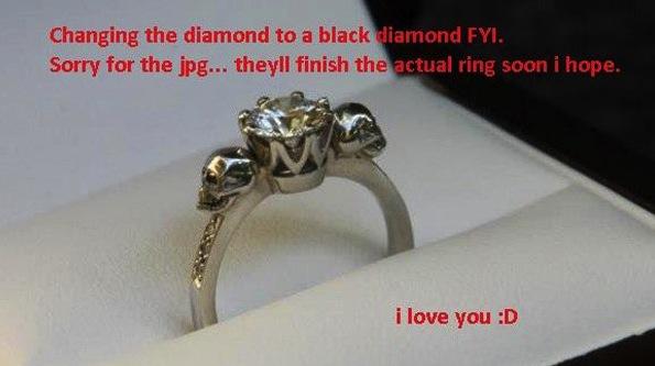 Deadmaus ring