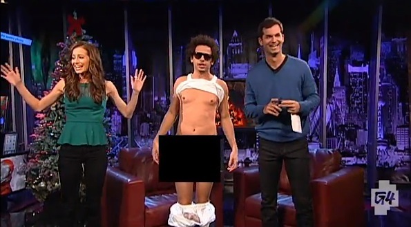 Eric Andre Attack of the show