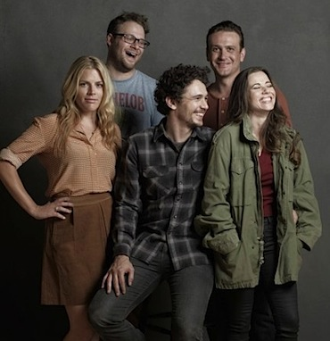 Freaks and Geeks reunion cast 2