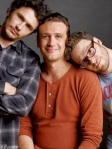 James Franco, Jason Segel, Seth rogen F&G reunion
