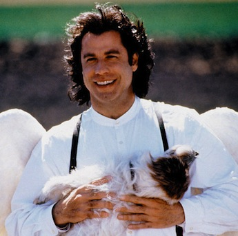 John Travolta angel