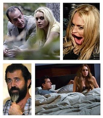 Lindsay Lohan role models