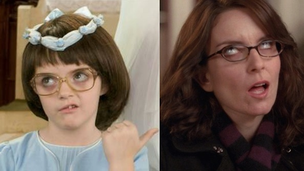Tina Fey daughter 30 Rock