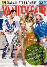 Vanity Fair Amy Poehler Will Ferrell