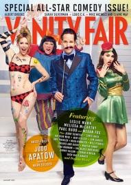 Vanity Fair Comedy Issue Megan Fox