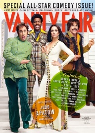 Vanity Fair Jerry Seinfeld comedy issue 2012
