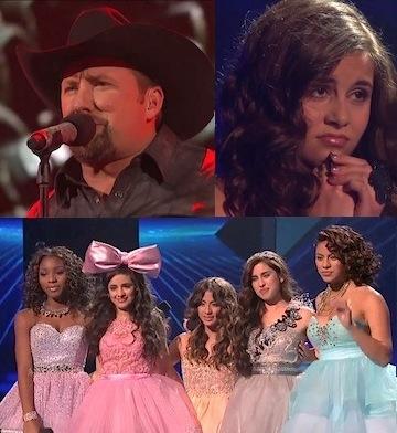 X Factor finalists 2012  1