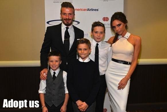 adopt a Beckham