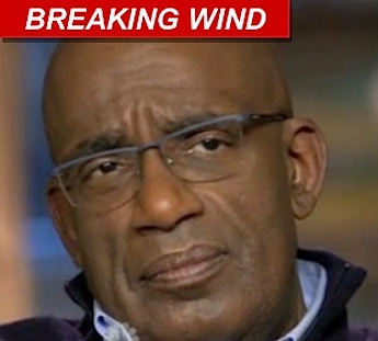 Al Roker breaking wind