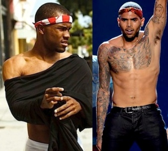 Frank Ocean Chris Brown