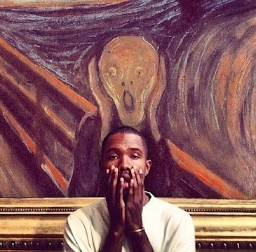 Frank Ocean the scream 1