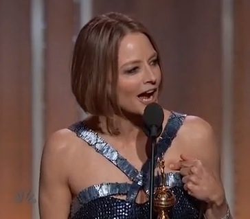 Jodie Foster Coming Out Speech