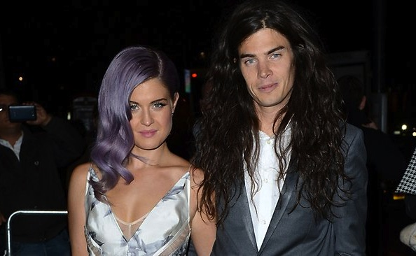 Kelly Osbourne Matthew Mosshart engaged