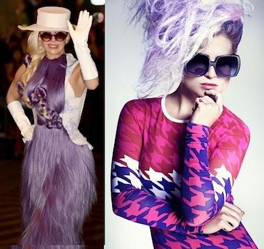 Lady Gaga Kelly Osbourne