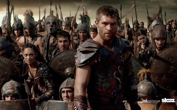 Liam McIntyre war of the damned