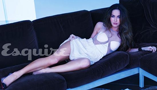 Megan Fox Esquire 2013 1
