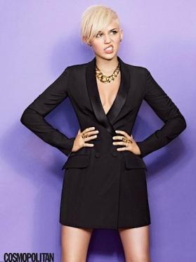 Miley Cyrus Cosmopolitan 2013 1